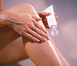 Hidratar, clarear e afinar a pele do joelho, cotovelo, axila e virilha - foto:Getty