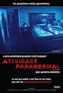 Atividade Panormal poster