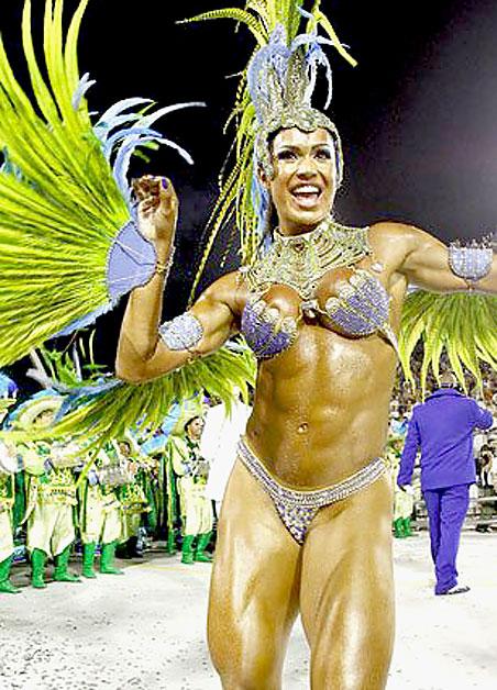 бразильские девушки с карнавала порно