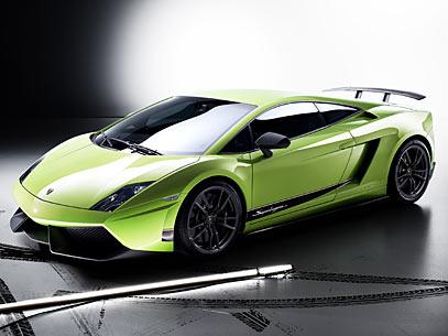 Lamborghini Gallardo Superleggera LP 570-4 - divulgação