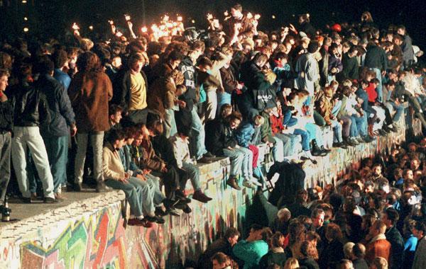 Muro de Berlim - Foto AFP