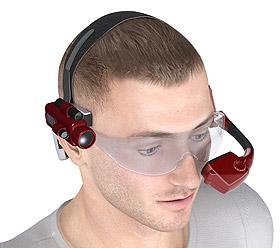 Óculos-computador