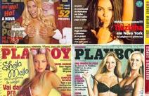 Veja 20 capas da Playboy e vote na mais ousada