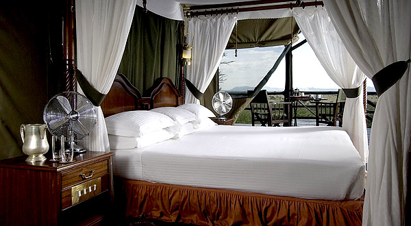 Kirawira Luxury Tented Camp/Divulgação