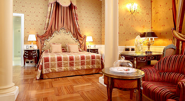Grand Hotel Baglioni/Divulgação