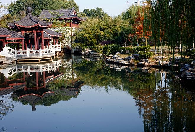 Resultado de imagem para Jardim Yuyuan