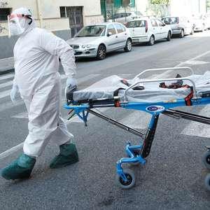 Nº de mortos com coronavírus em 24h na Itália volta a subir