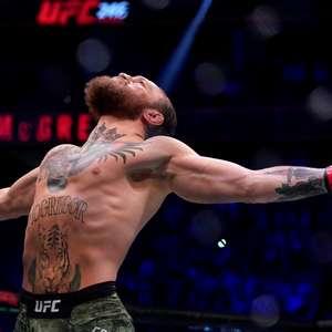 McGregor volta após 15 meses e nocauteia Cerrone em 40s