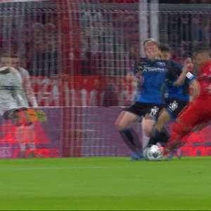 FUTEBOL: Bundesliga: O melhor de Serge Gnabry