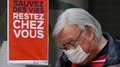 França relata centenas de mortos em casas de repouso