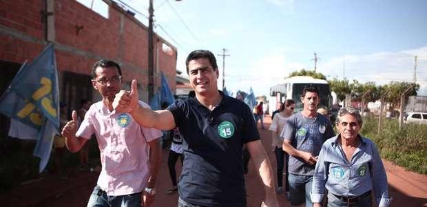 Emanuel Pinheiro vence disputa para a prefeitura de Cuiabá