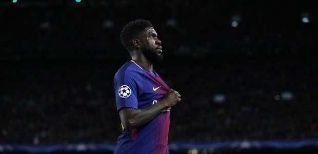 Arsenal e Chelsea disputam a contratação de Samuel Umtiti