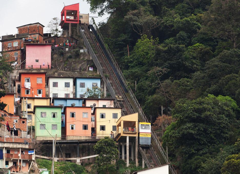 favelas pacificadas no rio de janeiro têm belas atrações turísticas
