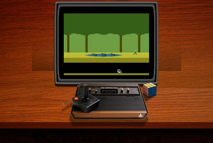 Jogos do Atari
